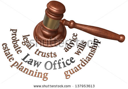 Trust Estate Planning Taxes Clip Art